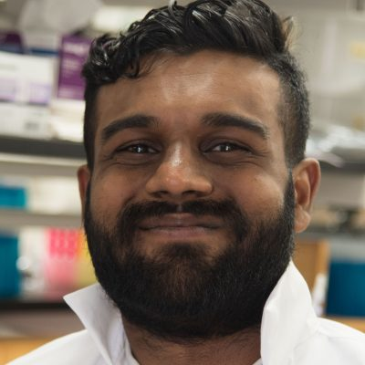 Portrait of Nithesh Chandrasekharan 2019